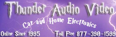 Thunder Audio Video New Webstore with 30000+ More Products