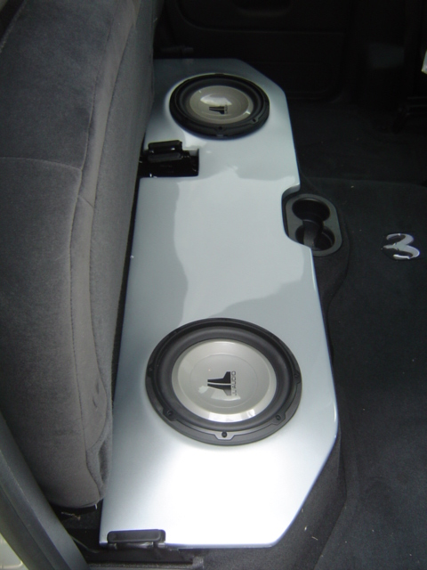 Bassforms dodge custom fiberglass box lightav com 877 390 1599 bassform bassforms custom