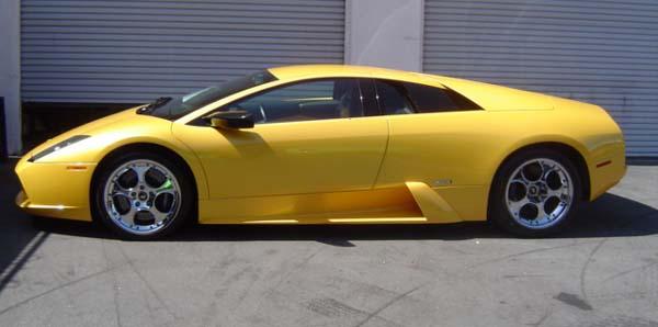 Bassforms Lamborghini Custom Fiberglass Boxes  Lightav Com 877