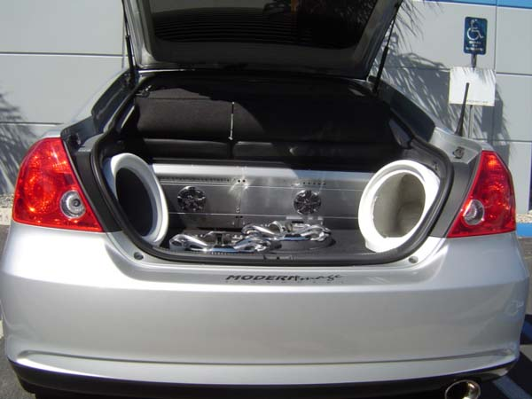fit custom keep entire trunk space holds 1 10 subwoofer custom molded