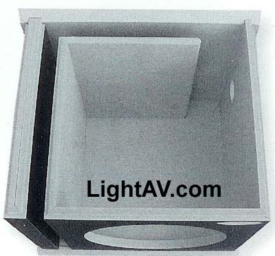 SubZero Vented/Ported Subwoofer Boxes @LightAV com 877-390-1599 box
