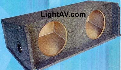 XScorpion Custom Boxes @LightAV.com 877-390-1599 boxes ...