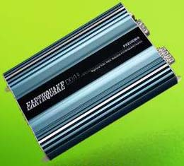 Earthquake PH2.3 PowerHouse 2 x 75 Watts RMS at 4 Ohm Amplifier 300 RMS Mono OLD SCHOOL