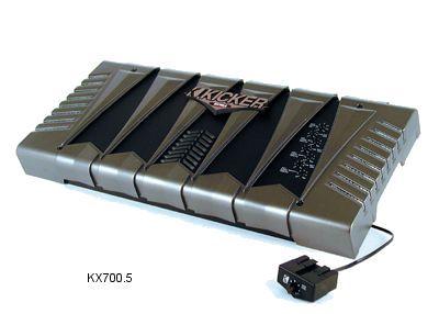 kicker 3 4 channel amplifiers 877 390 1599. Black Bedroom Furniture Sets. Home Design Ideas