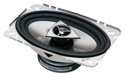 Rockford Fosgate Punch P14x2-way car speakers at