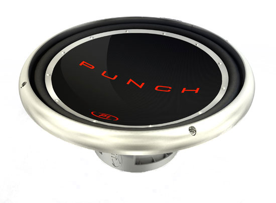 Amazon.com: Rockford Fosgate Punch P1 P1S412 12-Inch 150-Watt ...
